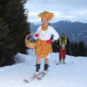 Millet Ski Touring Courcehevel 2016