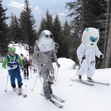 Millet Ski Touring Courchevel - 2016