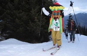 Millet Ski Touring Courchevel