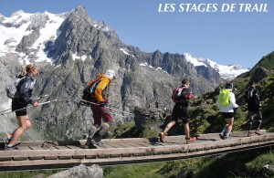 Stage trails UTMB