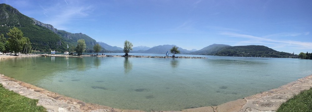 Tecnica Maxi Race du lac d'Annecy 2016