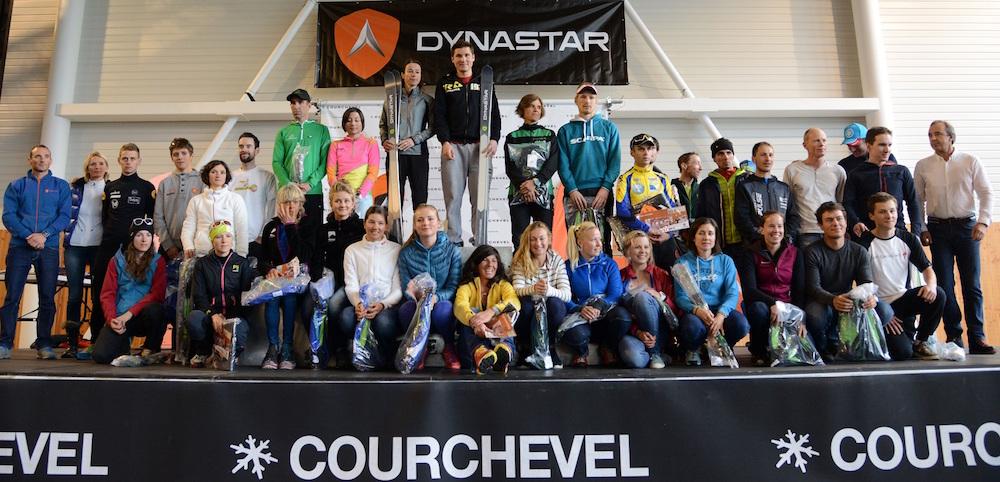 Couchevel X3 Dynastar 2016