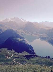 Trail Frison Roche - beaufortain