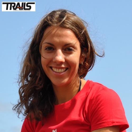 Anne lise Rousset - Transvulcania 2016