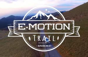 E-motion Trail en Slovenie avec Antoine Guillon