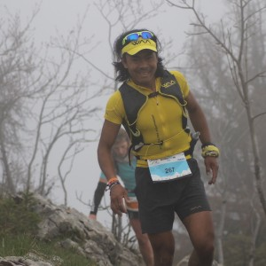 Interlac Trail 2016 - Sange Sherpa