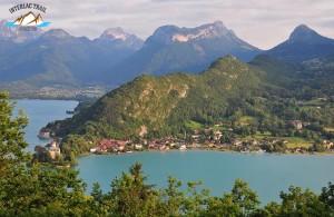 Interlac Trail 2016 de Annecy àAix les bains