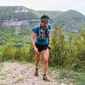 Marie-Noelle Bourgeois 42 km Verticausse photo Goran Mojicevic Passion Trail