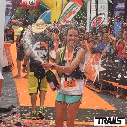 Photos Transvulcania 2016 - Fred Bousseau - Anne Lise Rousset