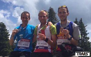 Podium hommes - France de montagne 2015