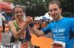 Transvulcania 2016 - Nicolas Martin et Anne Lise Rousset