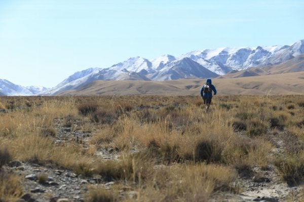 Ultra-Trail Gobi Race 2016
