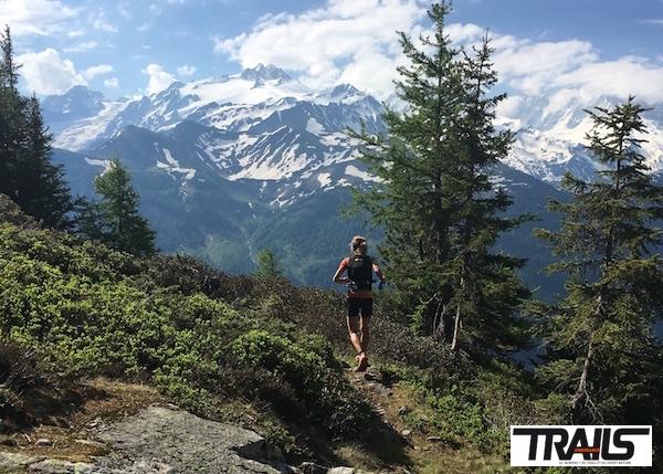 80km du Mont-Blanc 2016-Caroline Chaverot a Emosson