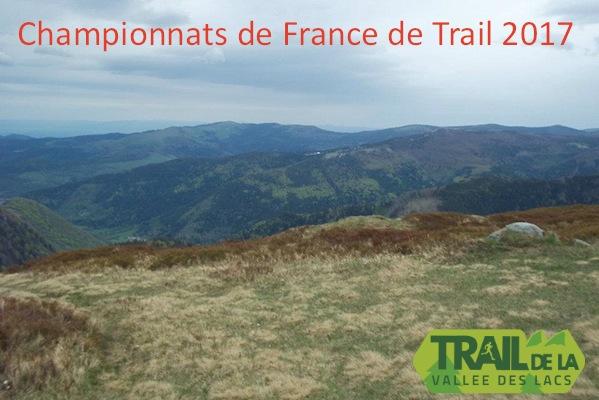 Championnats de France de Trail 2017 dans les Vosges