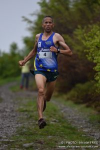 Driss El Himer - Grand Ballon 2016