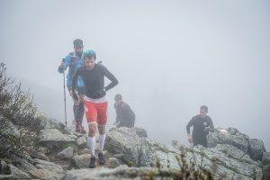 Francois D'Haene - record GR20 2016 - photo Damien Rosso