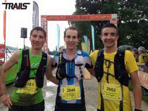 MArathon Race 2016 - Podium hommes - S. Sclavo