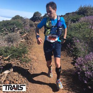Nicolas Martin - High Trail VAnoise 2016