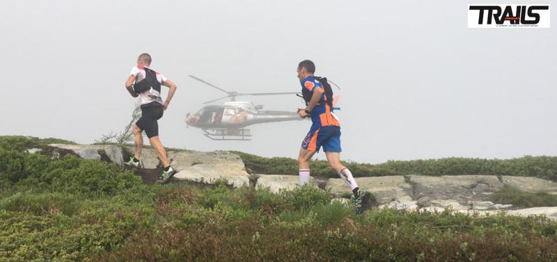 Photos Marathon du Mont-Blanc 2016 - Fred Bousseau - Arete des Posettes