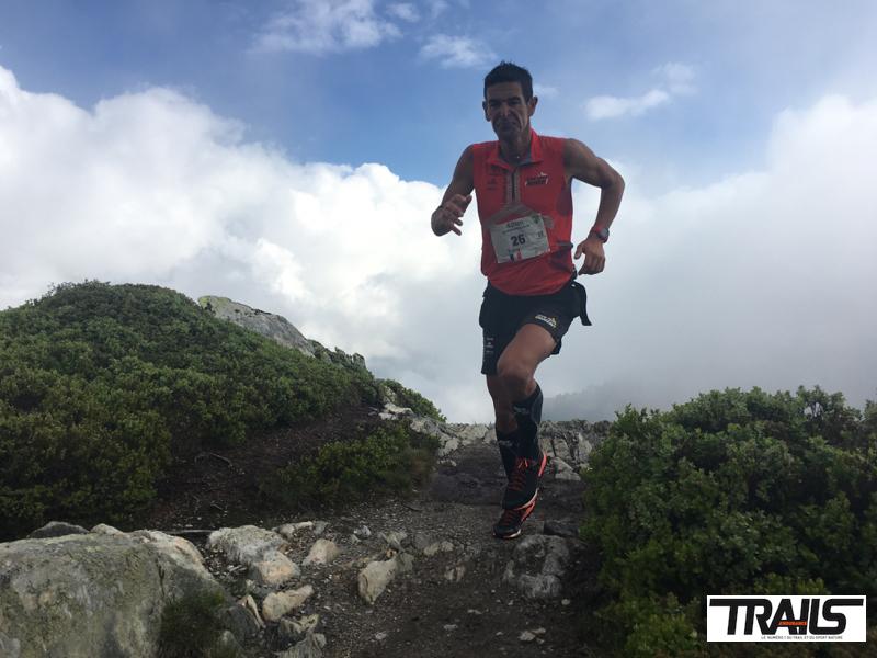 Photos Marathon du Mont-Blanc 2016 - Fred Bousseau - Tony Moulai