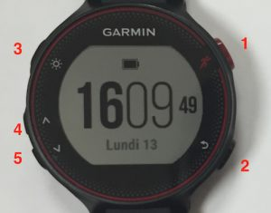 Test Garmin Forerunner 235