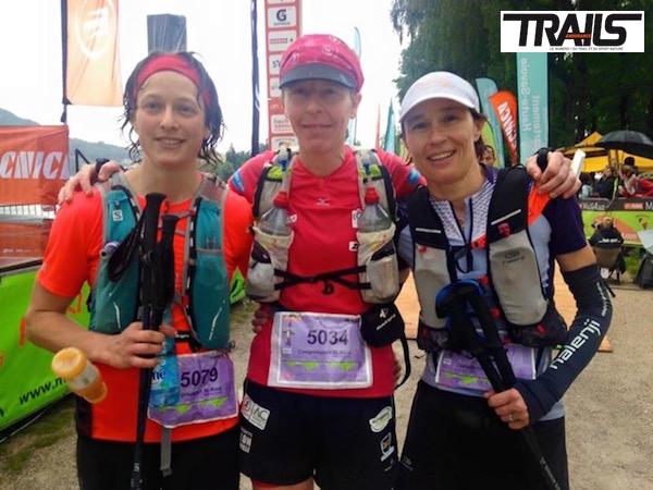 XL Race 2016 - Podium femmes - S. Sclavo