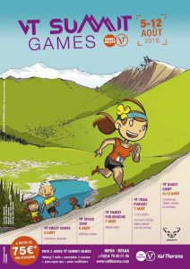 val Thorens Summits Games 2016
