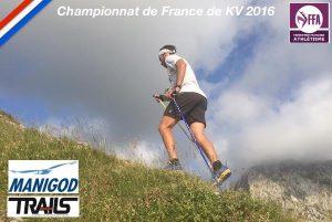 Championnat de France de KV FFA 2016
