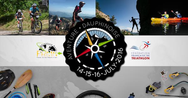 Championnats de France de Raids FFTri : FRMN 2016