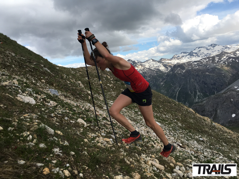 High Trail Vanoise 2016 by Odlo-Axelle Mollaret
