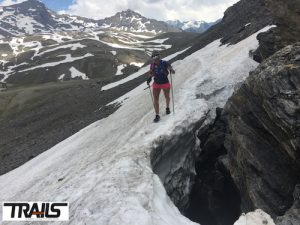High Trail Vanoise by Odlo 2016 -Maud Gobert - Fred Bousseau