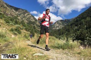 Skyrunning world Championship2016 - Luis Albertro Hernando
