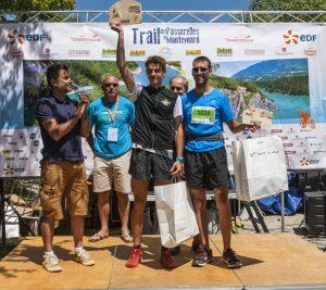 Trail des Passerelles du Monteynard 2016-1