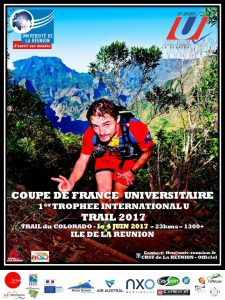 Championnat de France Universitaire Trail 2017