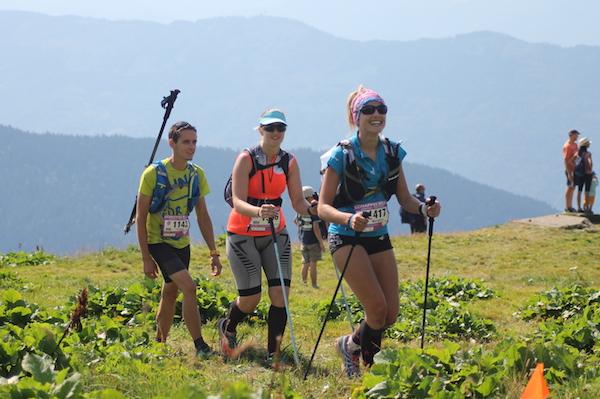 Coureurs du 47km à Val Pelouse 2