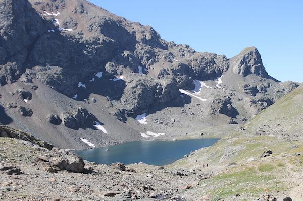 Lac du Grand Doménon 2