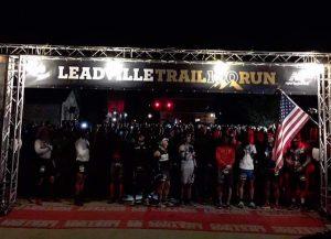 Leadville Trail 2016