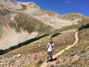 Leadville Trail 2016.