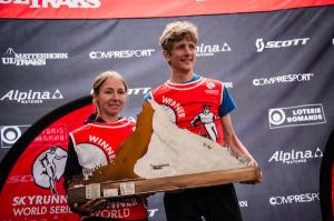 Matterhorn Ultraks - Marc Lauenstein et Megan Kimmel