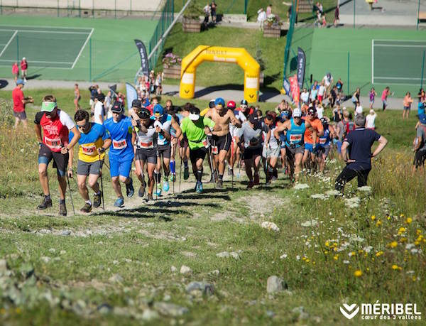 Meribel Trail 2016