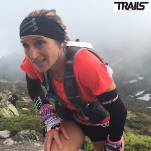 Trail Ubaye Salomon - Amandine Ferrato