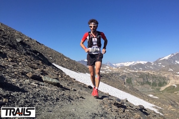 Trail Ubaye Salomon - Thibaut Baronian