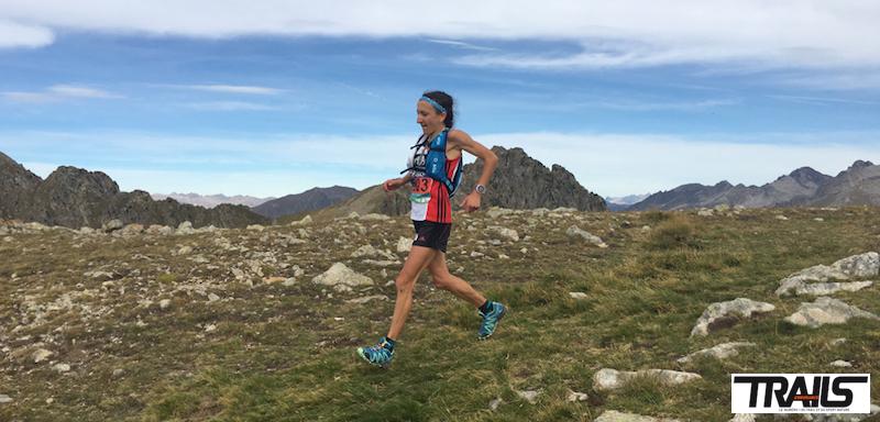 Championnat de France de Trail 2016 - Adeline Roche