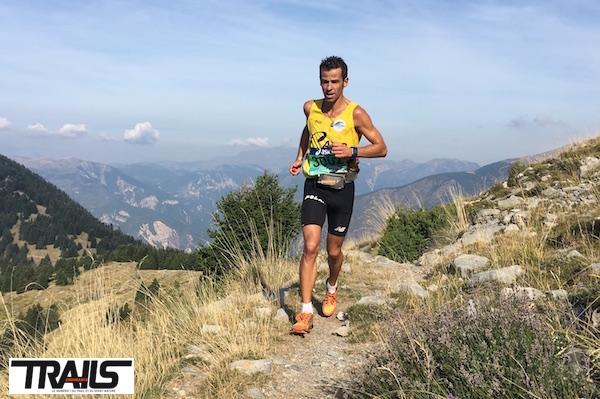 Championnat de France de Trail 2016 - Cedric Fleureton