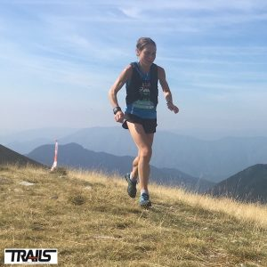 Championnat de France de Trail 2016 - Celine Lafaye