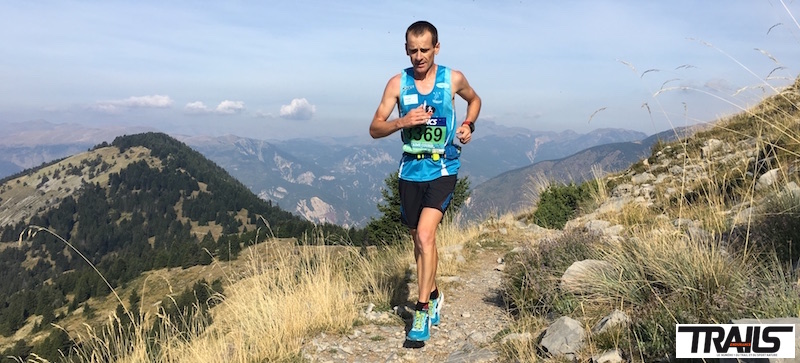 Championnat de France de Trail 2016 - Julien Rancon
