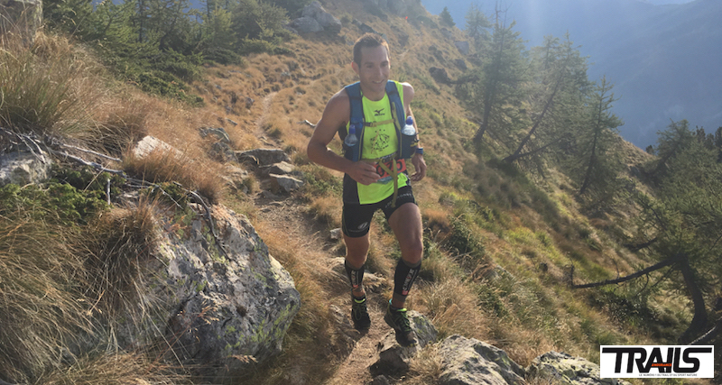 Championnat de France de Trail 2016 - MAxime Cazajous