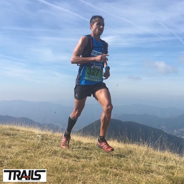 Championnat de France de Trail 2016 - Raymond Fontaine
