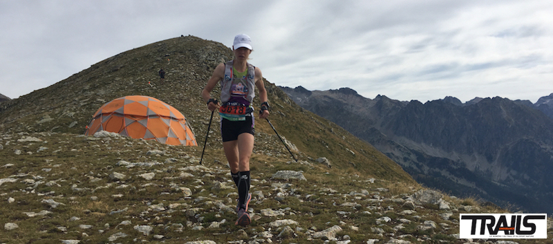 Championnat de France de Trail 2016 - Sandrine Etienne