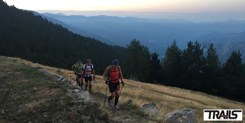 Championnat de France de Trail 2016-lever du jour
